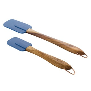 Paula Deen Signature Tools 2-Piece Blueberry Spatula Set