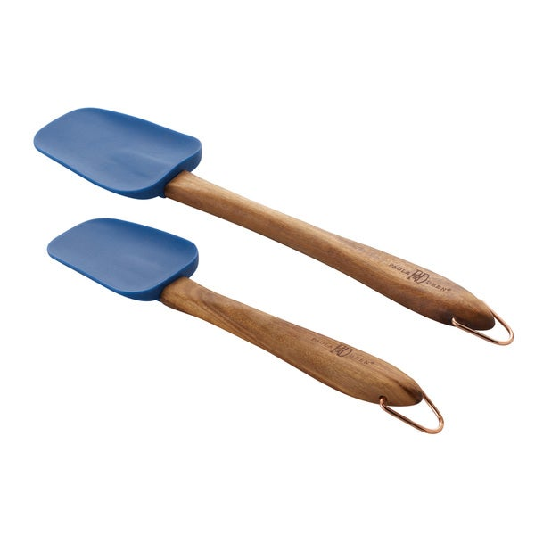 Paula Deen Signature Tools 2-Piece Blueberry Spoonula Set