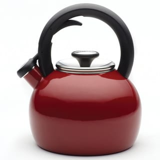 KitchenAid Teakettles Red 2-quart Globe Teakettle