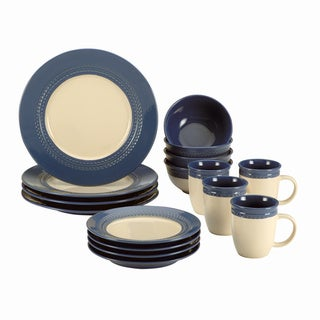 Paula Deen Southern Gathering Blueberry 16-piece Set