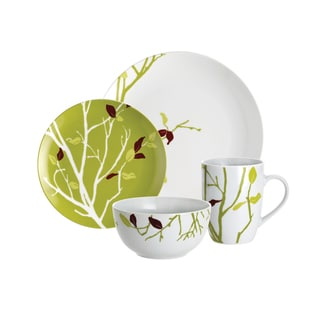 Rachael Ray 'Seasons Changing' 4-piece Dinnerware Set