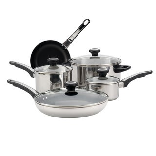 Farberware High Performance Stainless Steel 12-piece Set