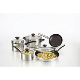 Farberware Stainless Steel 12-piece Set