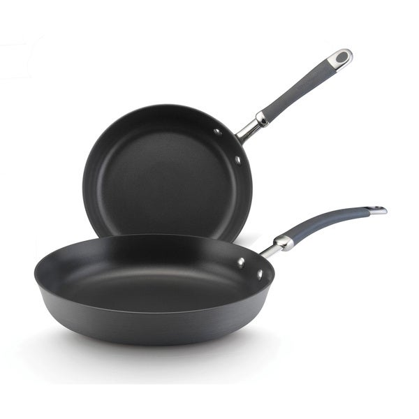 KitchenAid Grey Skillet (Twin Pack)