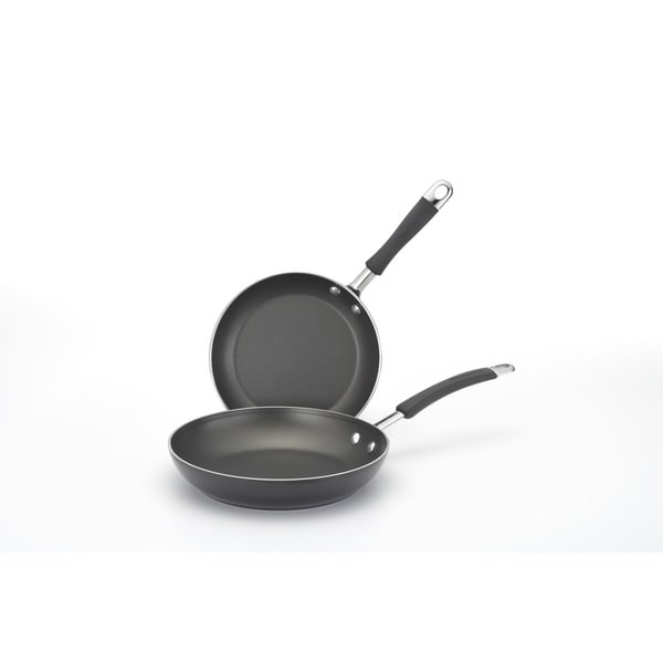KitchenAid Black Non-stick Skillet Set