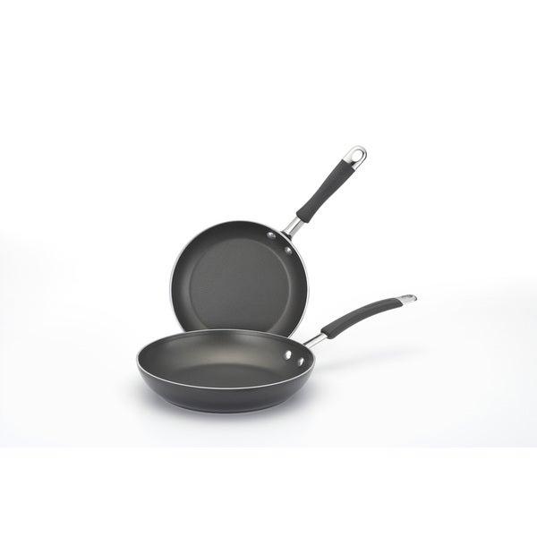 KitchenAid Black Non-stick Skillet Set