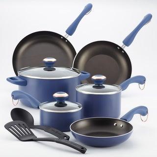 Paula Deen Signature AAP Blueberry 11-piece Cookware Set