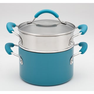 KitchenAid Aluminum 3-Quart Non-Stick Covered Saucepot