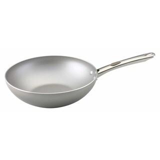 Farberware Specialties 10.5-Inch Light Brown Stir Fry Pan