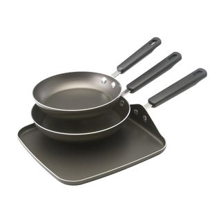 Farberware Grey Nonstick Accessories Triple Pack