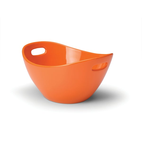 Rachael Ray Serveware 2-quart Orange Serving Bowl