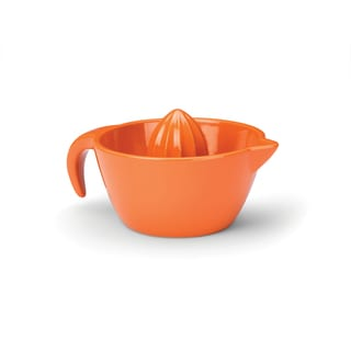 Rachael Ray Orange Stoneware Juicer