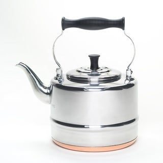 BonJour Stainless Steel 2-quart Tea Kettle