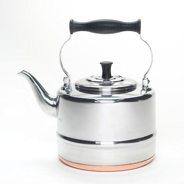 BonJour Stainless Steel 2-quart Tea Kettle