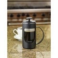 BonJour &#39;Ami-Matin&#39; Black 3-cup Unbreakable French Press
