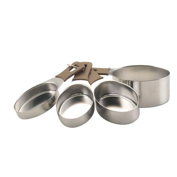 Anolon Gadgets 4-piece Bronze Measuring Cup Set
