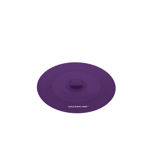 Rachael Ray Tools and Gadgets Purple 7.5-inch Small Suction Lid