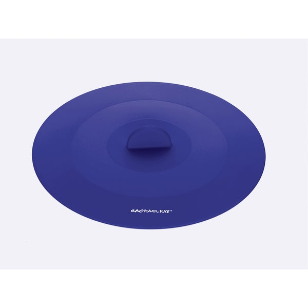 Rachael Ray Tools and Gadgets Blue 11.5-inch Large Suction Lid