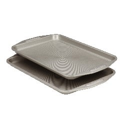 Circulon Nonstick Bakeware 2-piece Grey Bakeware Set