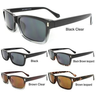 Unisex Square Plastic Fashion Sunglasses