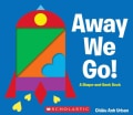 Away We Go!: A Shape-and-Seek Book (Board book)