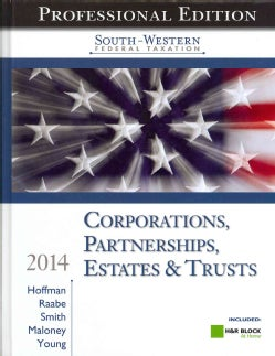 Corporations, Partnerships, Estates & Trusts 2015