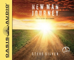 New Man Journey: Finding Meaning in Retirement (CD-Audio)