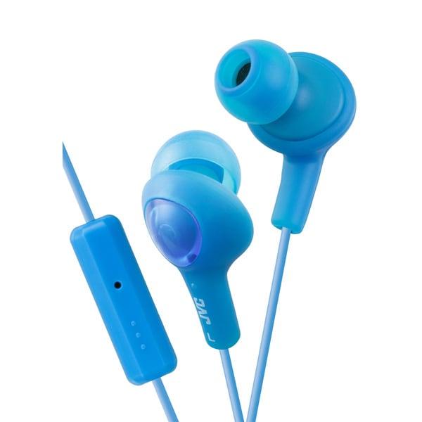 JVC Gumy Plus Inner Ear Headphones With Remote & Mic