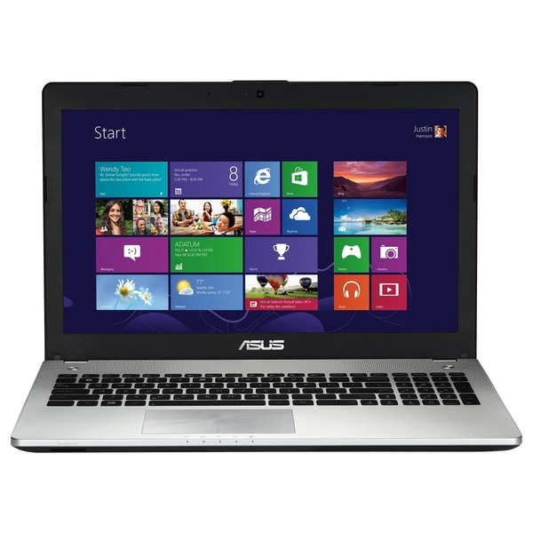 "Asus N56VJ-DH71 15.6"" Notebook - Intel Core i7 i7-3630QM Quad-core (4"