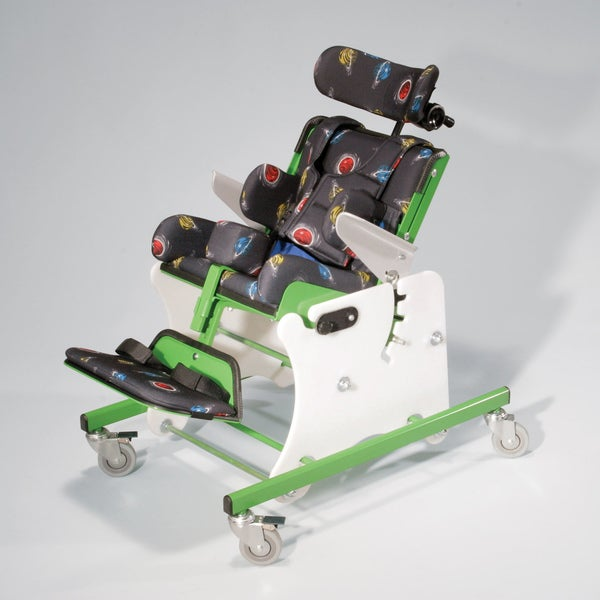 Optional Base for MSS Tilt and Recline Seating System