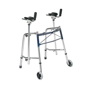 Wenzelite Rehab Forearm Platform Attachment for Glider Walkers