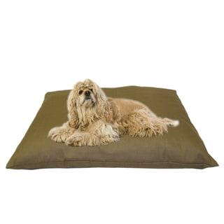 Carolina Pet Indoor/ Outdoor Tan Pet Bed
