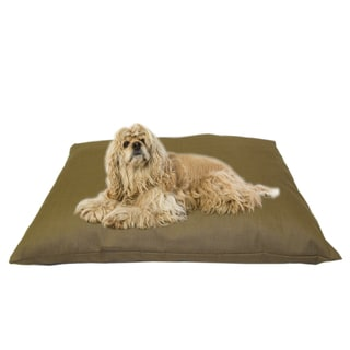 Carolina Pet Indoor/ Outdoor Tan Pet Bed