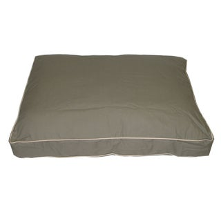 Carolina Pet Classic Jamison Sage Green Twill Pet Bed