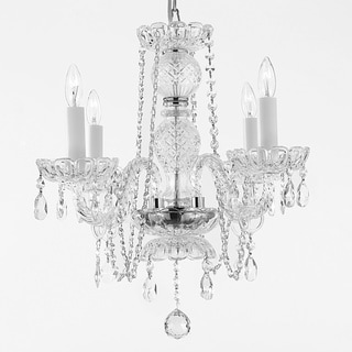 Gallery Four-light Chandelier Light Fixture