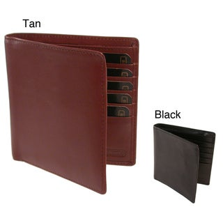 Reflections Calf Leather Hipster Wallet