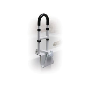 Adjustable Height Bathtub Grab Bar Safety Rail
