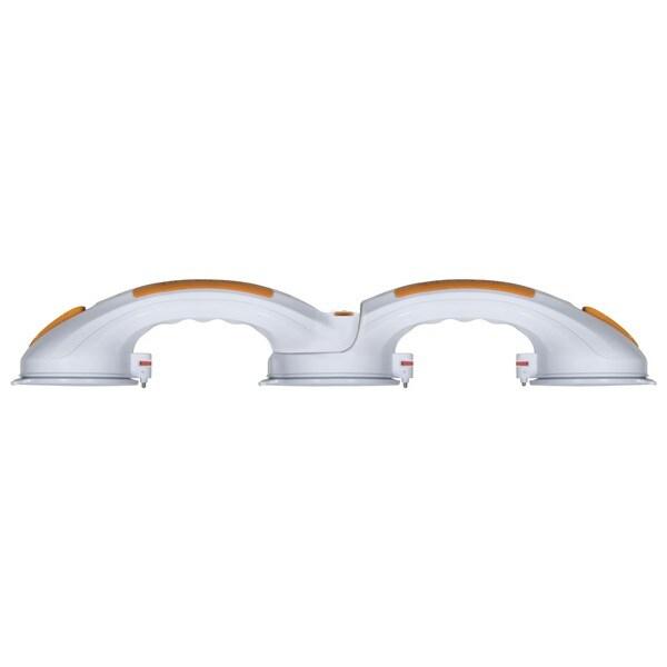 Adjustable Angle Rotating Suction Cup Grab Bar