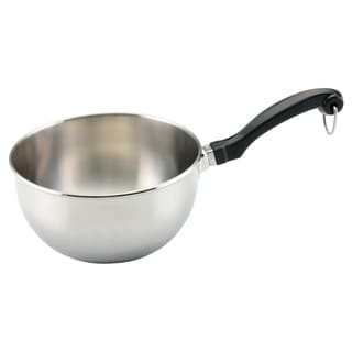 Farberware Classic Series 1.5-Quart Stainless Steel Open Saucier