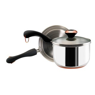 Paula Deen Signature Stainless Steel Cookware 2-Quart Double Boiler Set
