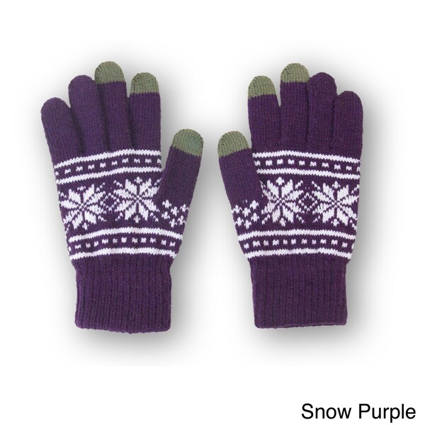 Solegear Women's Touch Screen Gloves