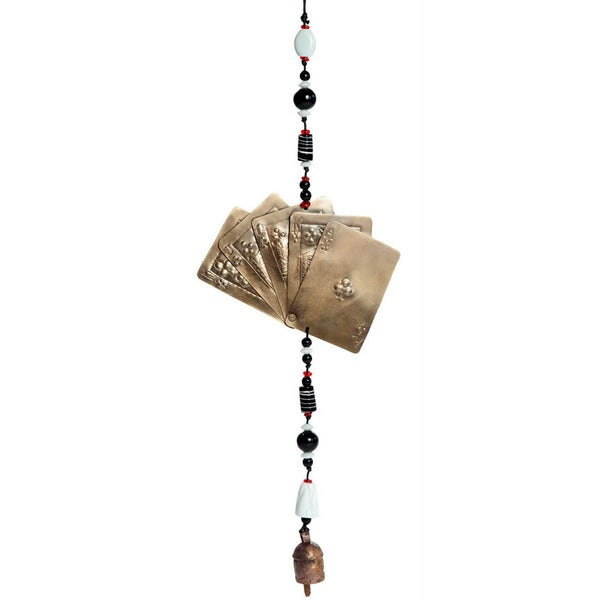 Royal Flush Poker Wind Chime (India)