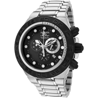 Invicta Men's 'Subaqua/Sports' Stainless Steel Watch