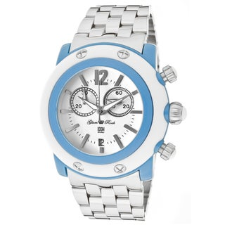 Glam Rock Women's 'Miami Beach' Stainless Steel Watch