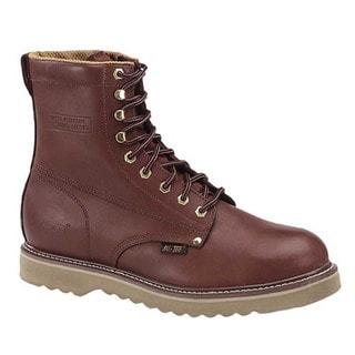 AdTec Men's Redwood Leather Farm Boots