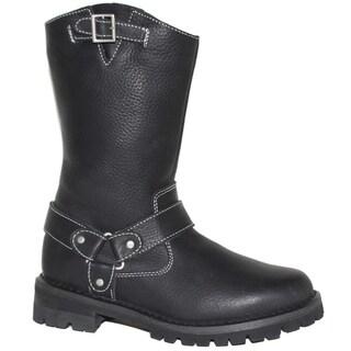 AdTec Women's 11-inch Biker Boots