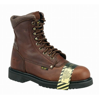 AdTec Men's Steel Toe Work Boots