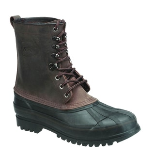 Tecs 10-inch Men's Brown Mountain PAC Boot