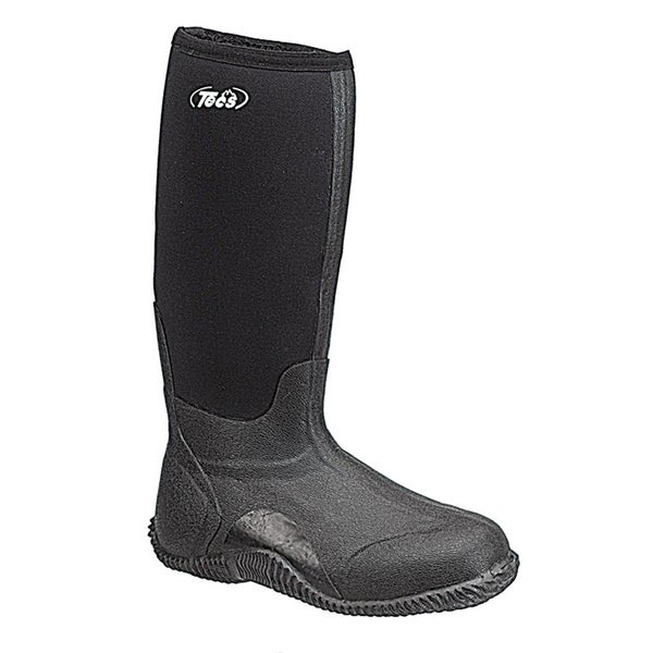 Tecs 16-inch Men's Marsh Black Uninsulated Boot