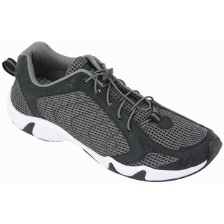 RocSoc Men's Black Athletic Shoes